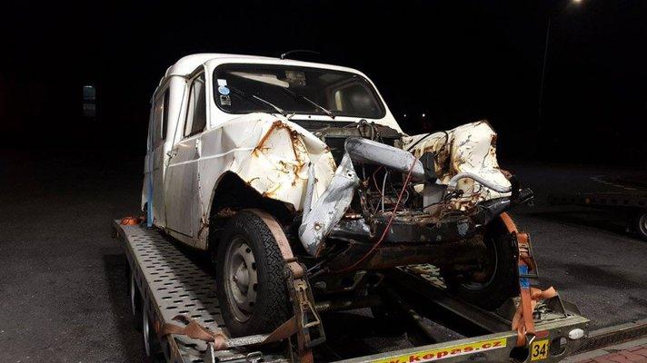 Renault 4Gtl 1984 Barnfind
