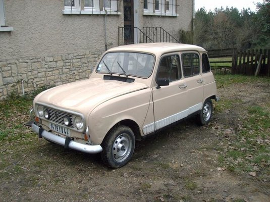 Renault 4 for sale