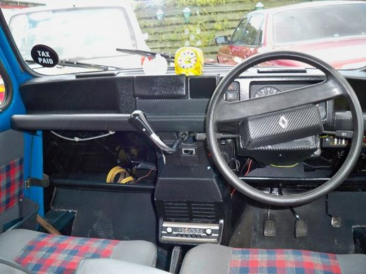 1984 renault 1100cc gtl for sale renault 4 forum for Interieur 4l