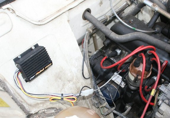 Gtl Electronic Ignition Conversion