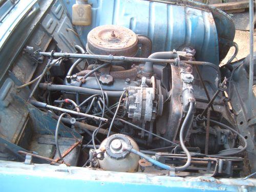 My new '68 Renault 4 | Renault 4 Forum