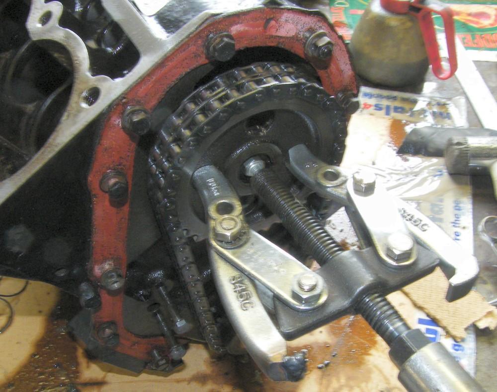 Gordini Project - Engine Rebuild