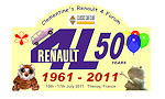 Renault 4 50th anniversary meeting
