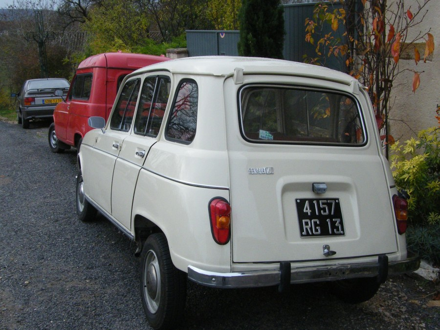 Ornella The 1965 Renault 4l