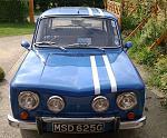 418 racing blue