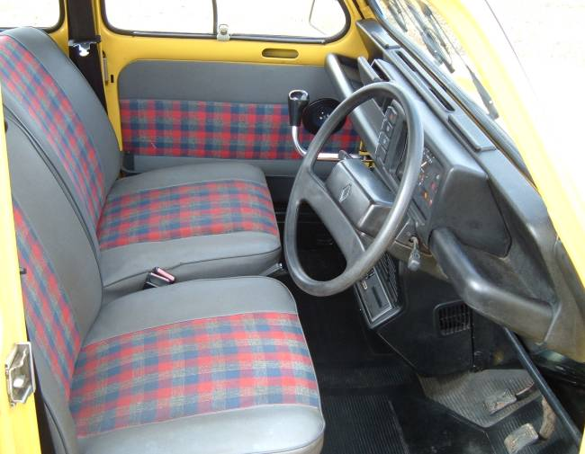 Driving A Renault 4 One Year On