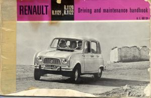 1963 owners manual