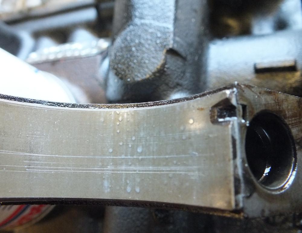 Engine Burning Oil >> Renault 5 Engine Rebuild