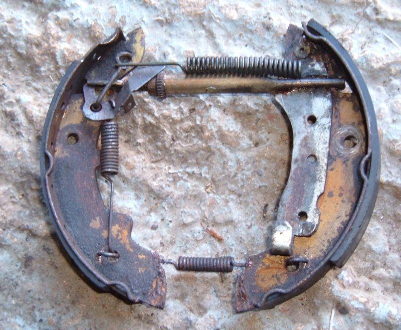 Brake Shoe Fitting Kit