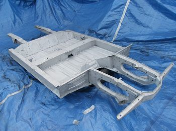 chassis in bare metal