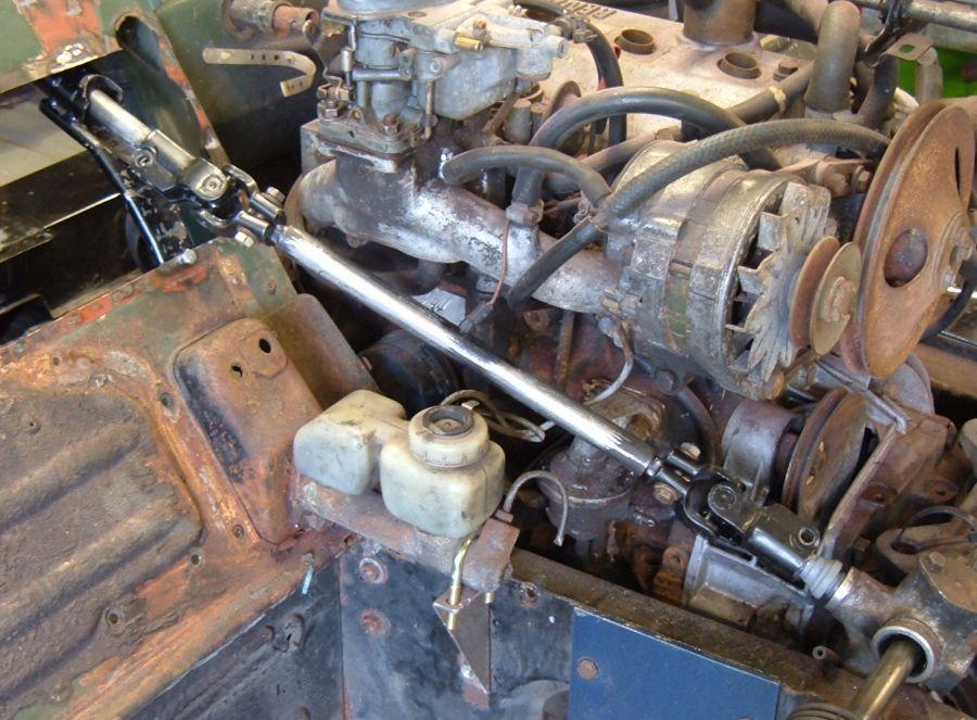 Steering Column Modifications